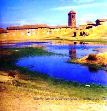 La Barrera,la Torre de Villamarco de las Matas