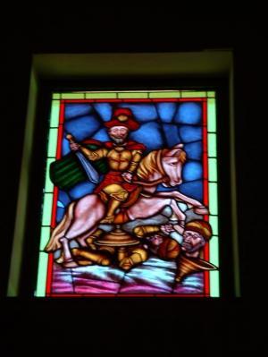 Santo Caballo de Santiago