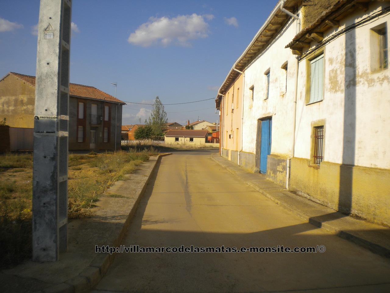 Calle Pozo Villa