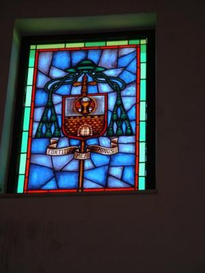 Santo Escudo episcopal