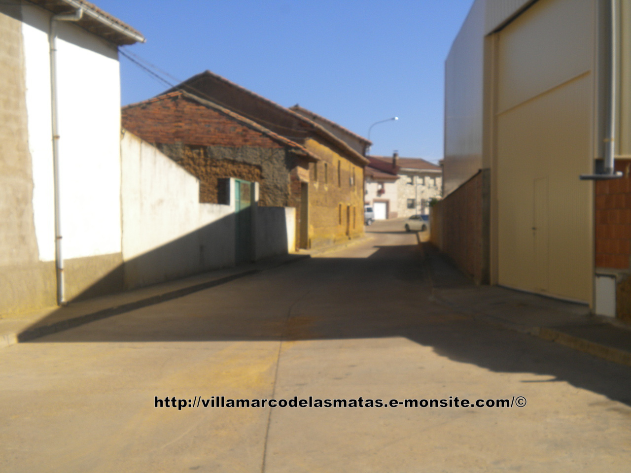 Calle Arena