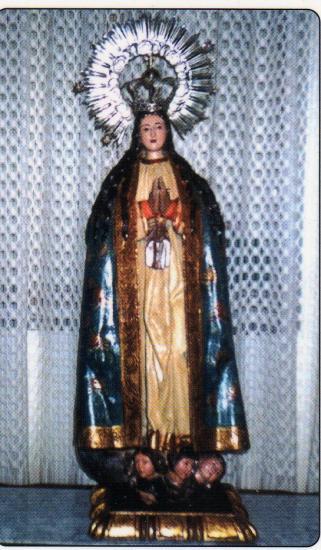 Imagen de la Patrona