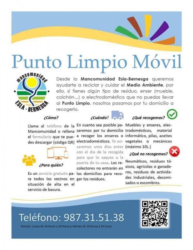 PUNTO LIMPIO MÓVIL