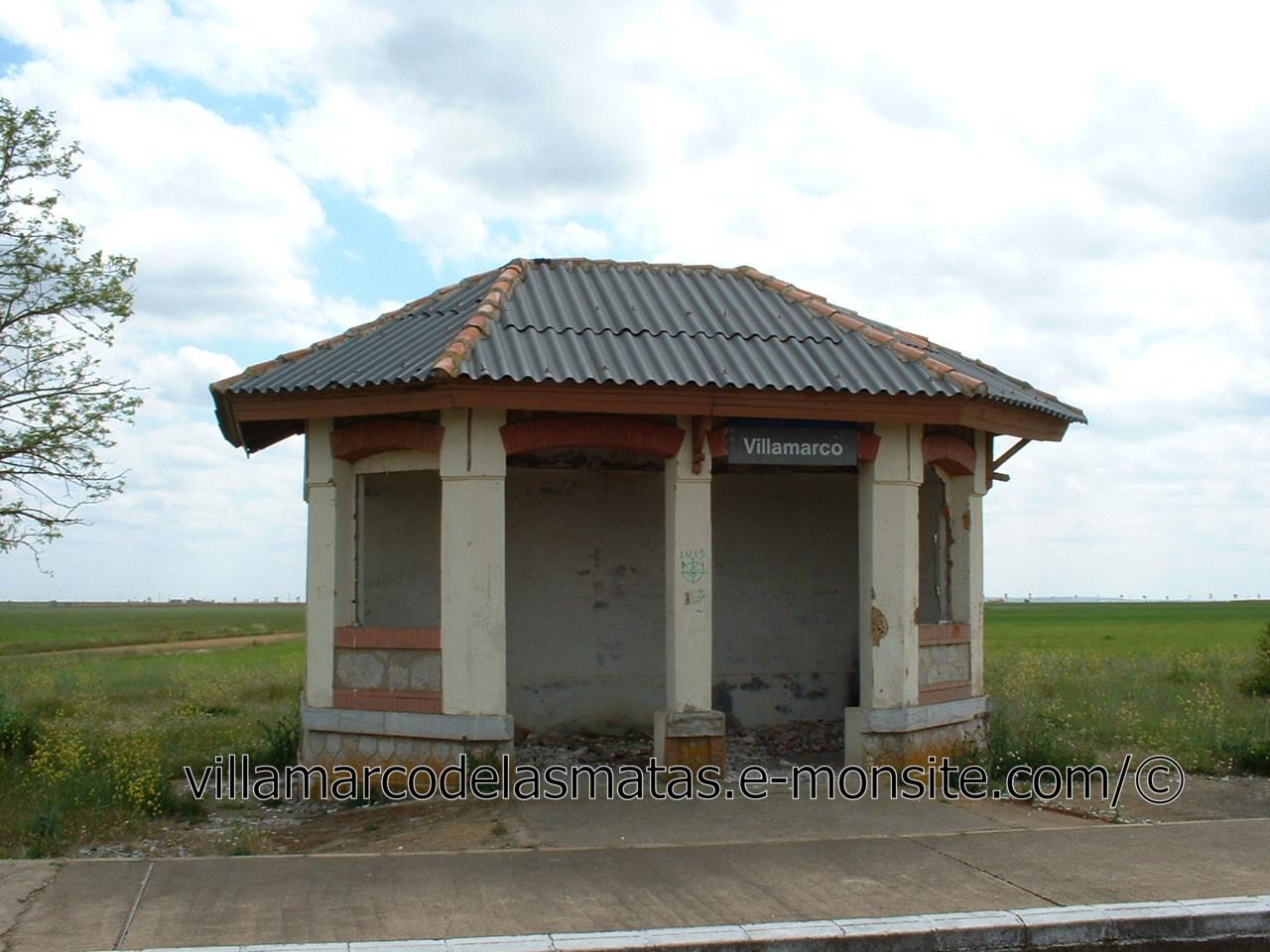 Estación de Villamarco (Refugio)