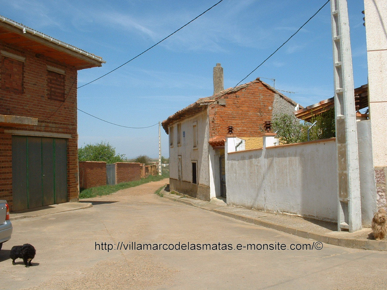 Calle Escarbajosa