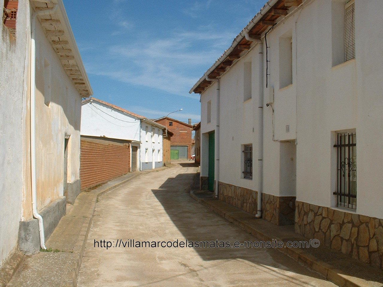 Calle Los Huertos