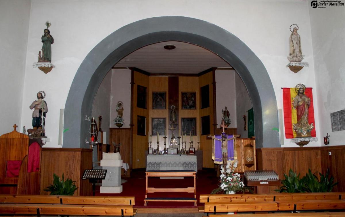 Iglesia de Villamarco de las Matas
